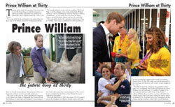 Royalty Spread 6