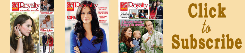 Subscribe to Royalty Magazine