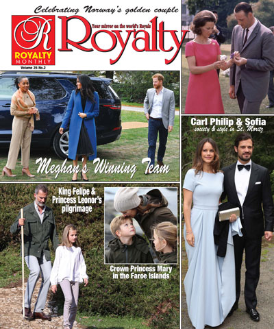 Royalty Volume 26/02