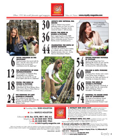 Royalty Magazine Vol.26/09