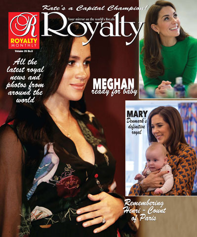 Royalty Magazine Volume 26/06