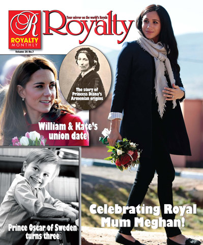 Royalty Magazine Volume 26/07
