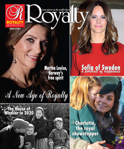 Royalty Magazine Volume 27/03