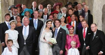 The wedding of Prince Felix