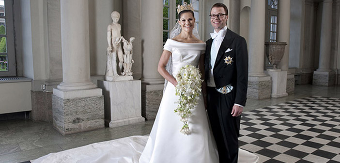 The wedding of Crown Princess Victoria and Daniel Westling