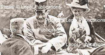 Franz Ferdinand assassination Sarajevo 1914