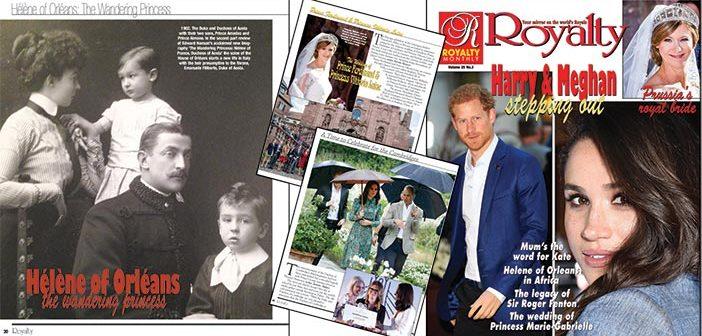 Royalty Magazine 25/03