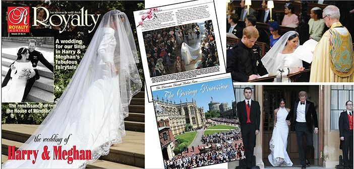 Royalty Magazine Vol. 25/10: Royal Wedding Special