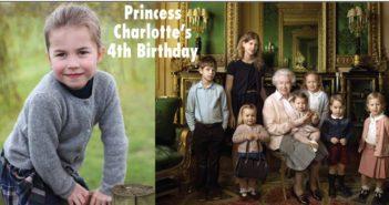 Charlotte's Fourth Birthday