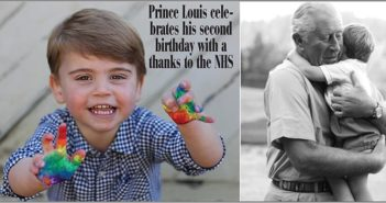 Prince Louis 2nd Birthday