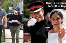 Harry & Meghan's Final Farewell