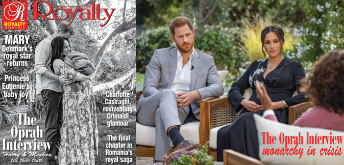 Royalty Magazine Volume 2803