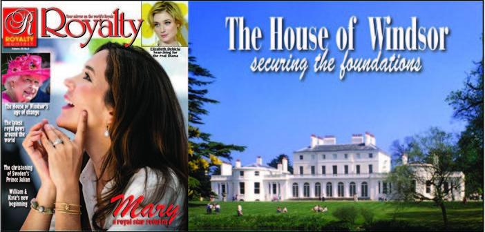 Royalty Magazine Vol. 28/08